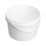 Picture of Emmer 2,5L wit met plastic handvat