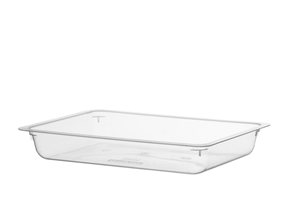 Picture of Sealable tray 375ml 164x123x25 PP clear