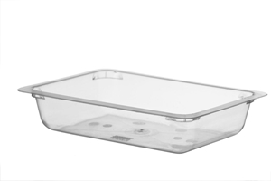 Picture of Sealable tray 300ml 145x107x30 PP clear
