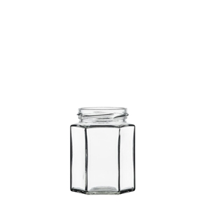 Picture of Bokaal Hexagonaal 110ml glas 6 facetten TO48 clear